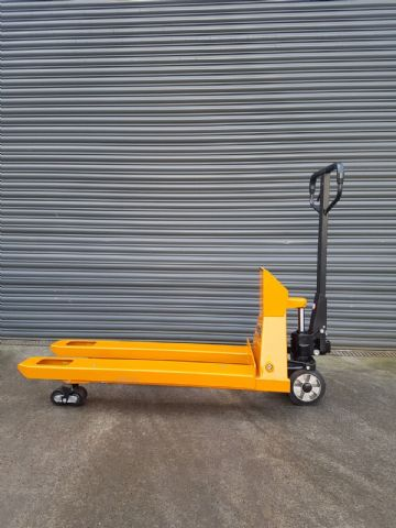 Lancer Professional Weigh Scale Pallet truck